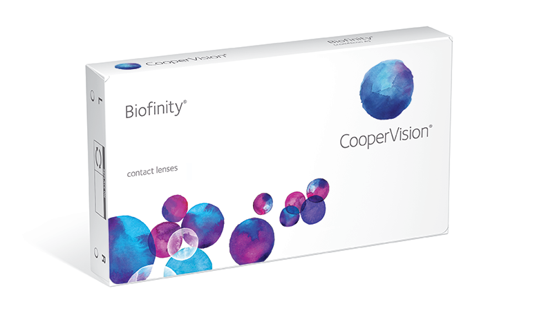 Biofinity sphere