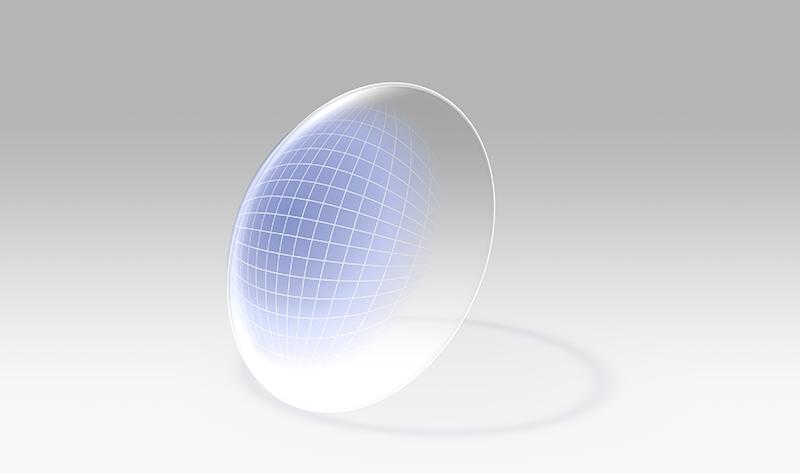 Digital Zone Optics lens design
