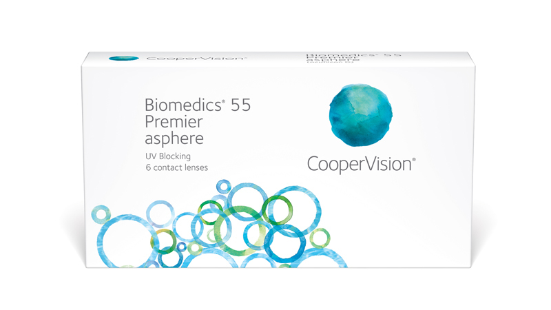bc01ff4277 Biomedics® 55 premier