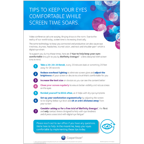 Screen Tips Email