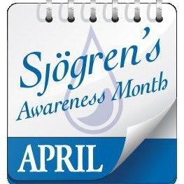Sjogrens awareness month
