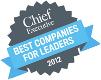 2012 & 2010 Best Companies for Leaders