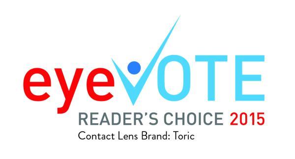 2015 EyeVote Readers' Choice Awards