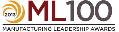 2012 Manufacturing Leadership 100 (ML 100) Award