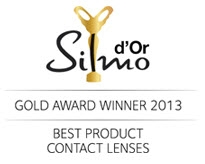 2013 Silmo d'Or best product award with MyDay™