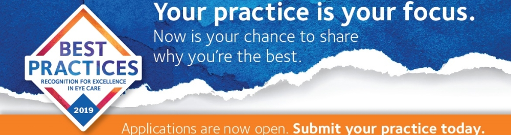 Best Practices Applications Are Now Open