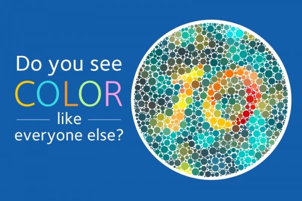 All The Different Kinds Of Color Blindness Coopervision