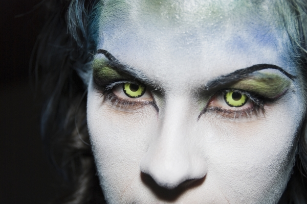 The Horrifying Hazards of Halloween Contact Lenses   CooperVision