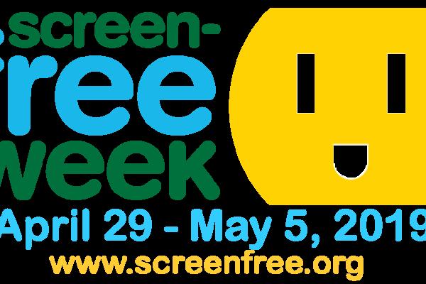 screen free week