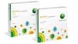 MyDay® daily disposable contact lenses