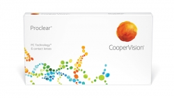 Image result for coopervision contact lenses proclear