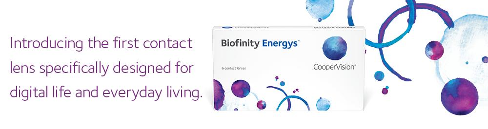 Biofinity Energys®