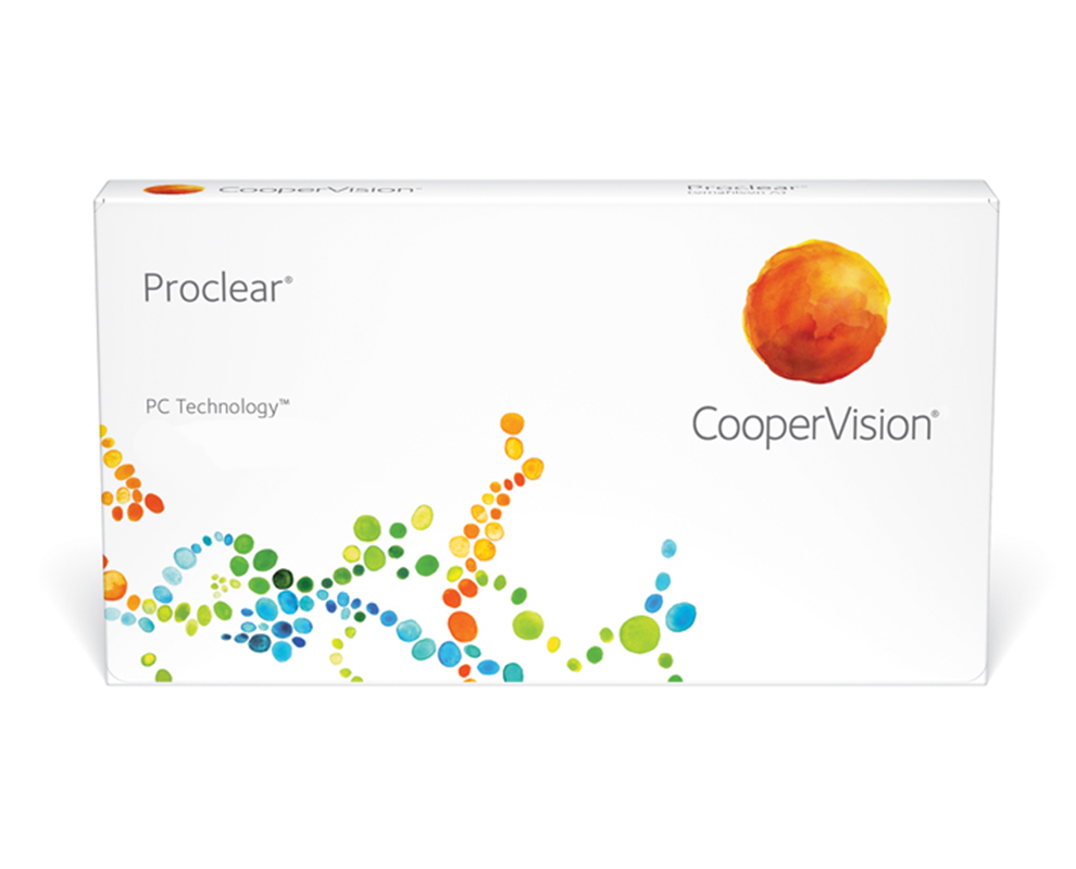 Proclear contacts