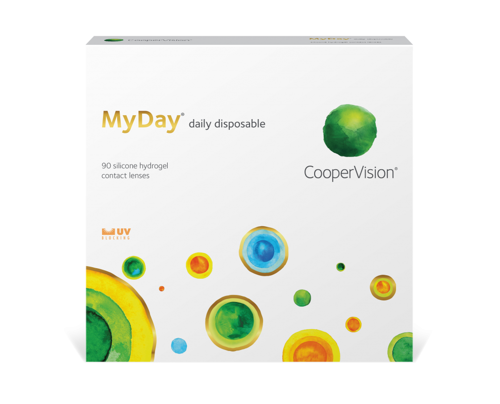 CooperVision MyDay® contact lenses