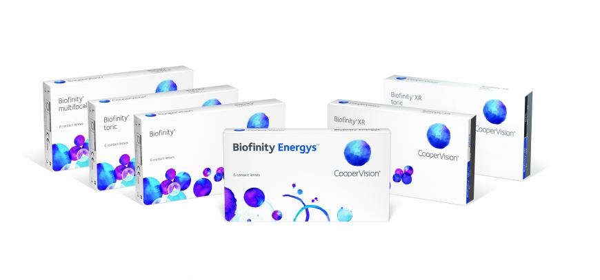 Biofinity Family Products