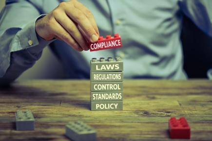 Compliance blocks