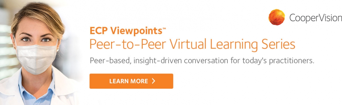 ECP Viewpoints Peer to Peer Virtual Learning Series