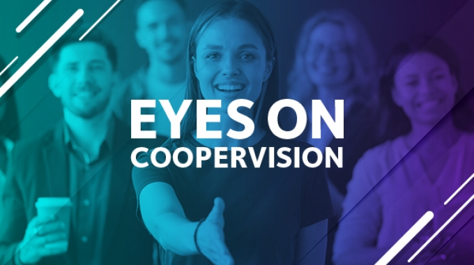 Eyes on CooperVision