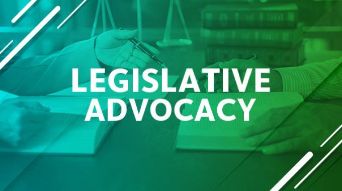 Legislative Advocacy