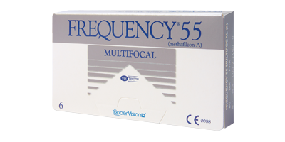 Frequency 55 multifocal