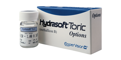 Hydrasoft toric options